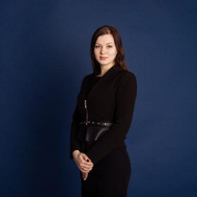 Копосова Анна Олеговна