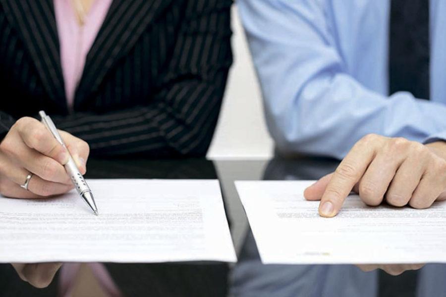 составление договоров юристы